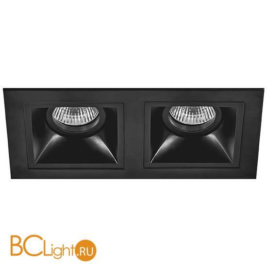 Встраиваемый светильник Lightstar Domino D5270707 (214527+214507+214507)