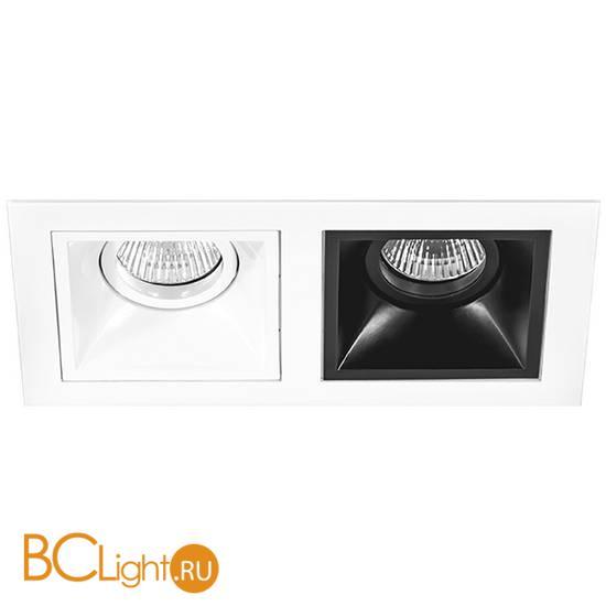 Встраиваемый светильник Lightstar Domino D5260607 (214526+214506+214507)