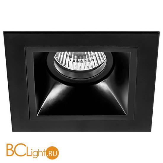 Встраиваемый светильник Lightstar Domino D51707 (214517+214507)
