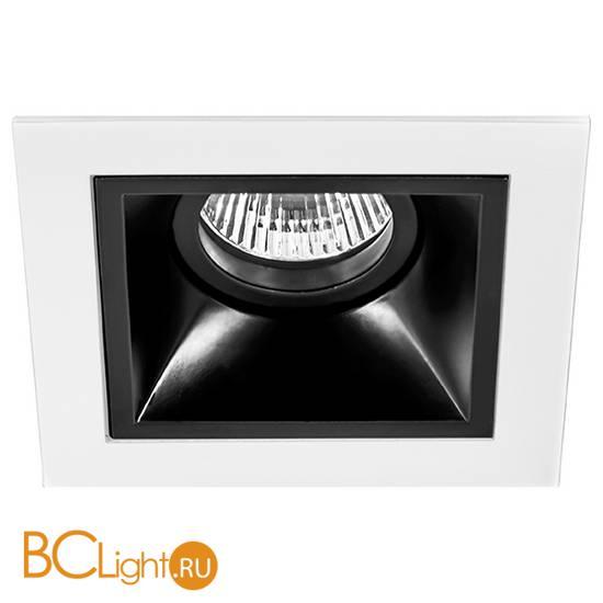 Встраиваемый светильник Lightstar Domino D51607 (214516+214507)