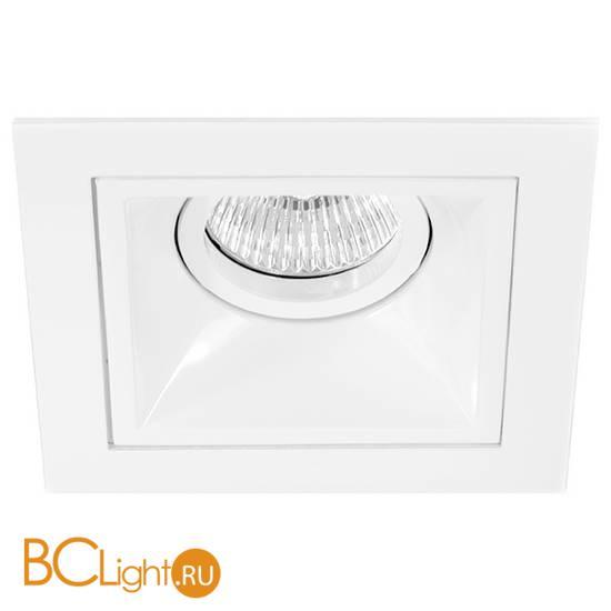Встраиваемый светильник Lightstar Domino D51606 (214516+214506)