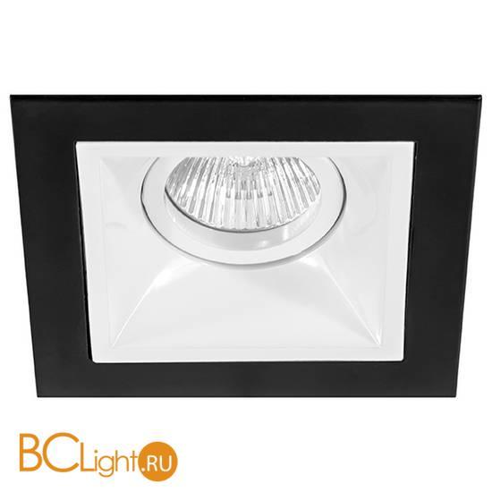Встраиваемый светильник Lightstar Domino D51706 (214517+214506)