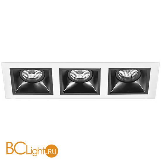 Встраиваемый светильник Lightstar Domino D536070707 (214536+214507+214507+214507)
