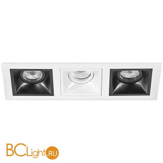 Встраиваемый светильник Lightstar Domino D536070607 (214536+214507+214506+214507)