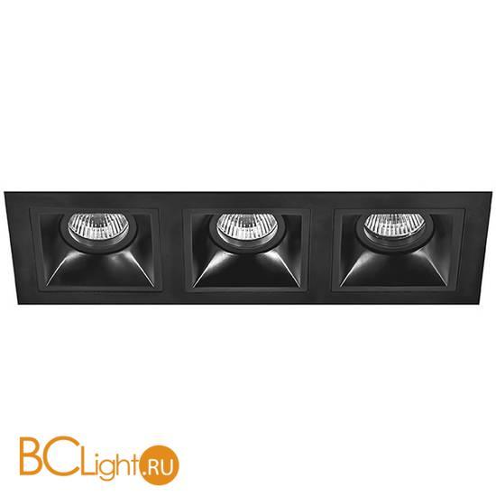 Встраиваемый светильник Lightstar Domino D537070707 (214537+214507+214507+214507)