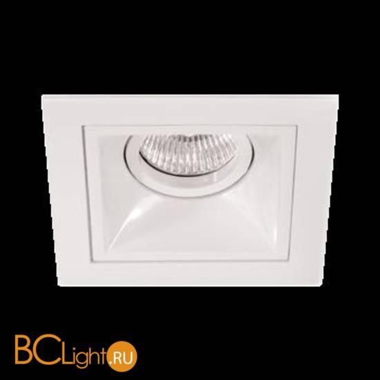 Встраиваемый спот (точечный светильник) Lightstar Domino 214516+214506 (D51606)