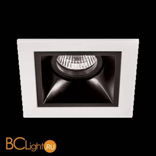 Встраиваемый спот (точечный светильник) Lightstar Domino 214516+214507 (D51607)