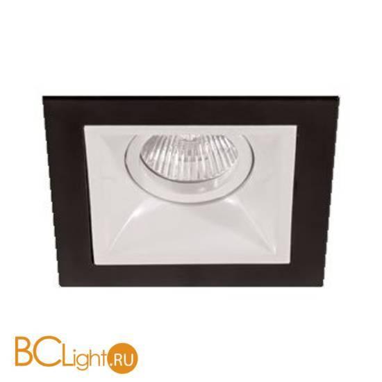Встраиваемый спот (точечный светильник) Lightstar Domino 214517+214506 (D51706)