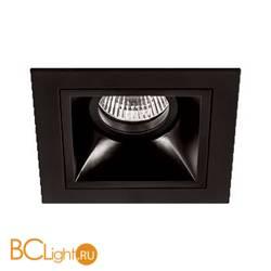 Встраиваемый спот (точечный светильник) Lightstar Domino 214517+214507