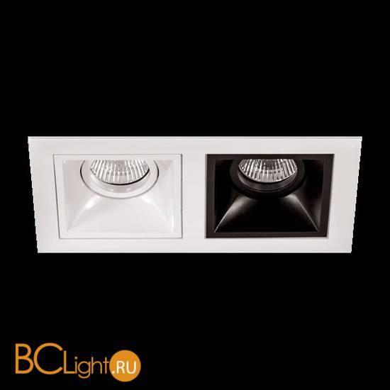 Встраиваемый спот (точечный светильник) Lightstar Domino 214526+214506+214507 (D5260607)