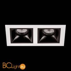 Встраиваемый спот (точечный светильник) Lightstar Domino 214526+214507x2