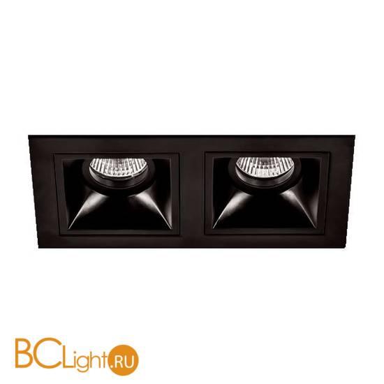 Встраиваемый спот (точечный светильник) Lightstar Domino 214527+214507x2 (D5270707)