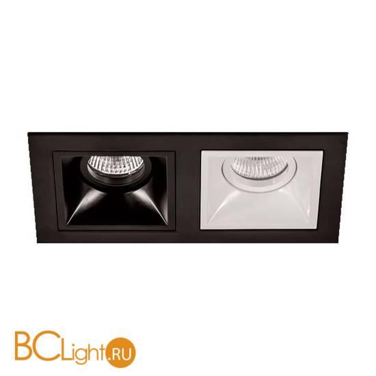 Встраиваемый спот (точечный светильник) Lightstar Domino 214527+214506+214507 (D5270607)