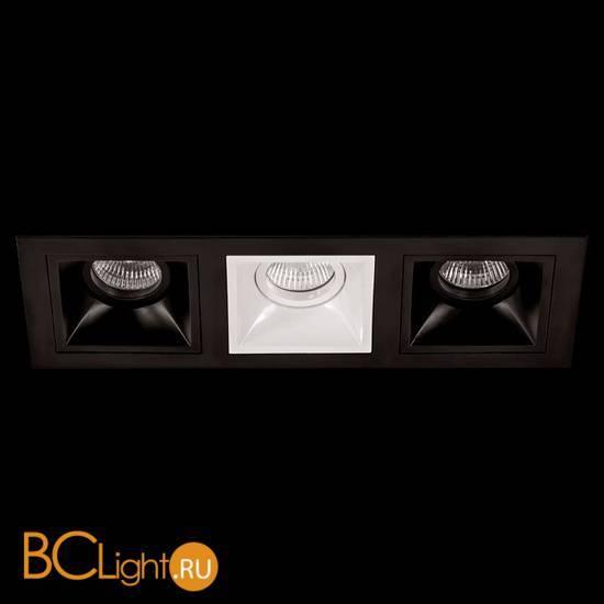 Встраиваемый спот (точечный светильник) Lightstar Domino 214537+214507x2+214506 (D537070607)