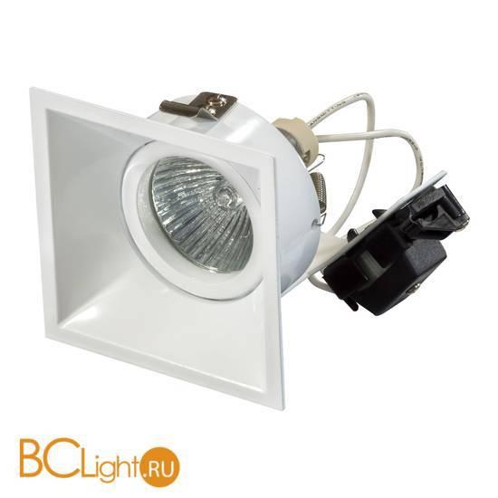 Встраиваемый спот (точечный светильник) Lightstar Domino 214506