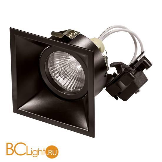 Встраиваемый спот (точечный светильник) Lightstar Domino 214507