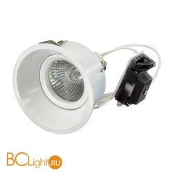 Встраиваемый спот (точечный светильник) Lightstar Domino 214606