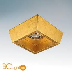 Встраиваемый светильник Lightstar Extra CYL Antique gold 041022 G9