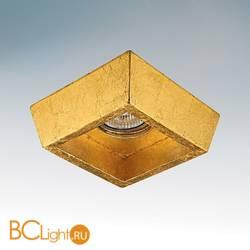 Встраиваемый светильник Lightstar Extra CYL Antique gold MR16 041022
