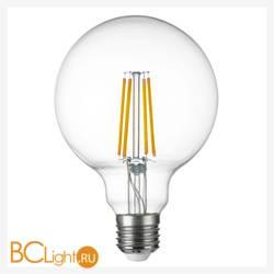Лампа Lightstar Filament E27 LED G95 8W 3000K 720Lm 933102