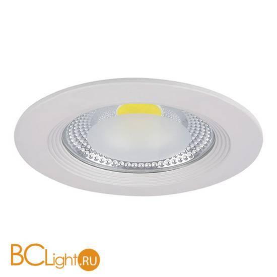 Встраиваемый спот (точечный светильник) Lightstar Forto 223152