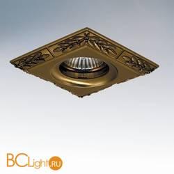 Встраиваемый светильник Lightstar HELIO QUAD LAURO 011148