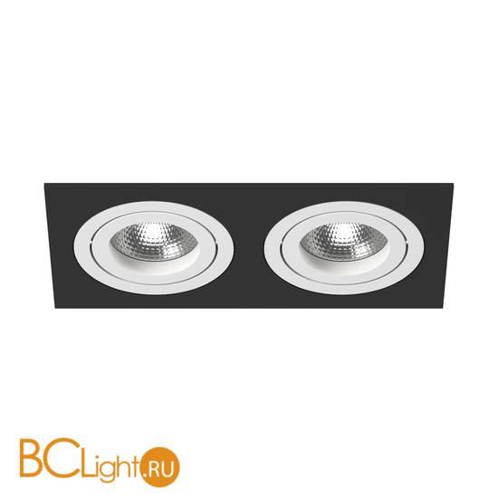 Встраиваемый светильник Lightstar i5270606 INTERO 16 Double QUADRO (217527+217606+217606)