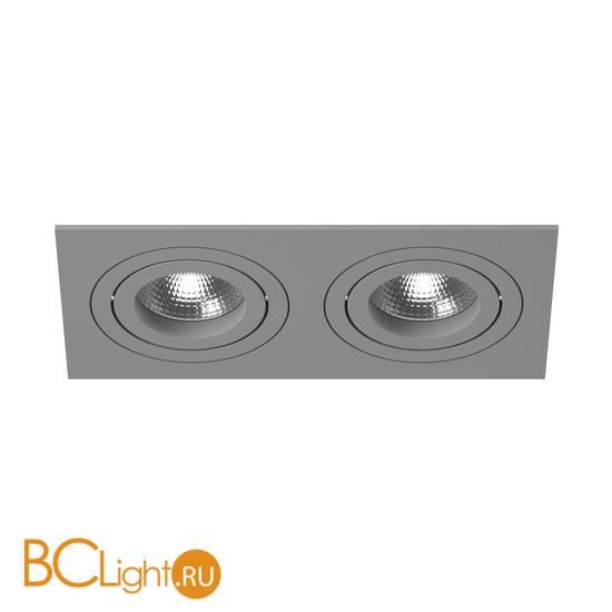 Встраиваемый светильник Lightstar i5290909 INTERO 16 Double QUADRO (217529+217609+217609)