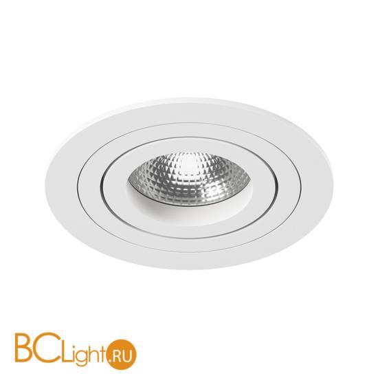 Встраиваемый светильник Lightstar i61606 INTERO 16 ROUND GU10 (217616+217606)