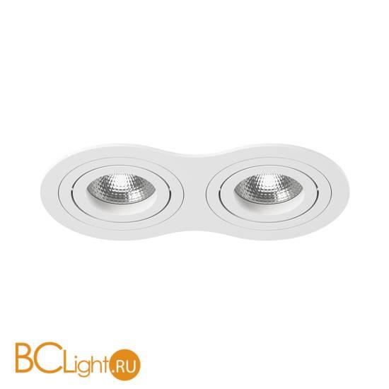 Встраиваемый светильник Lightstar i6260606 INTERO 16 Double ROUND (217626+217606+217606)