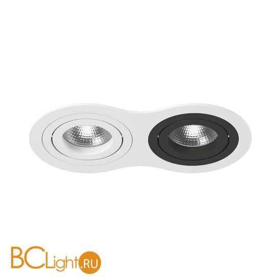 Встраиваемый светильник Lightstar i6260607 INTERO 16 Double ROUND (217626+217606+217607)