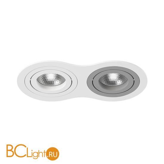 Встраиваемый светильник Lightstar i6260609 INTERO 16 Double ROUND (217626+217606+217609)