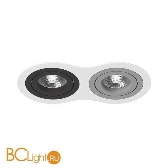 Встраиваемый светильник Lightstar i6260709 INTERO 16 Double ROUND (217626+217607+217609)