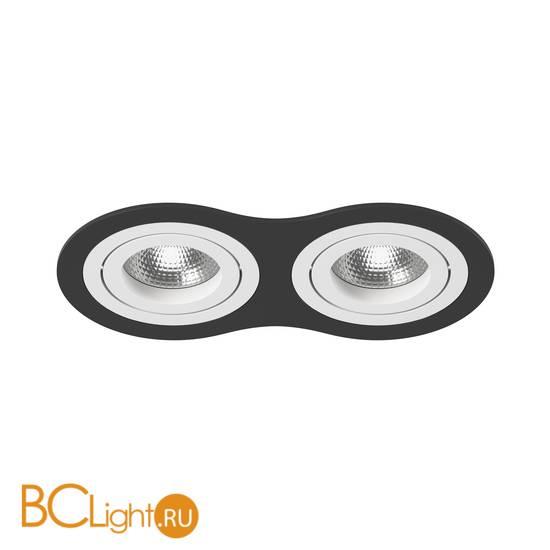 Встраиваемый светильник Lightstar i6270606 INTERO 16 Double ROUND (217627+217606+217606)