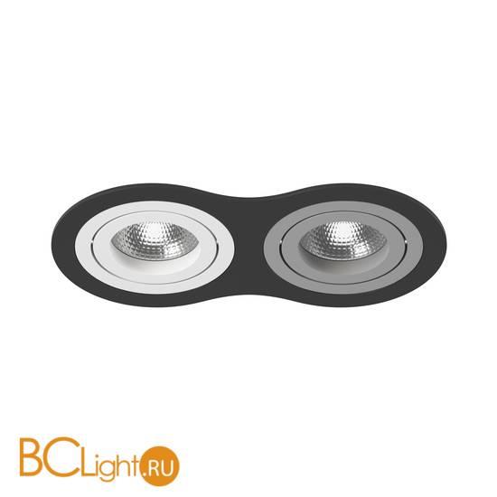 Встраиваемый светильник Lightstar i6270609 INTERO 16 Double ROUND (217627+217606+217609)