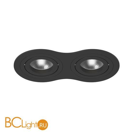 Встраиваемый светильник Lightstar i6270707 INTERO 16 Double ROUND (217627+217607+217607)