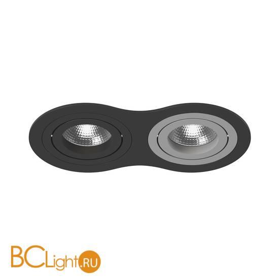 Встраиваемый светильник Lightstar i6270709 INTERO 16 Double ROUND (217627+217607+217609)