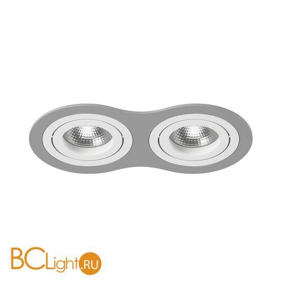 Встраиваемый светильник Lightstar i6290606 INTERO 16 Double ROUND (217629+217606+217606)