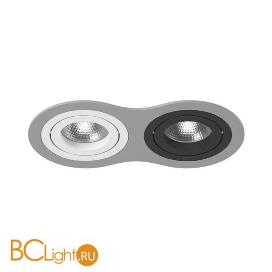 Встраиваемый светильник Lightstar i6290607 INTERO 16 Double ROUND (217629+217606+217607)
