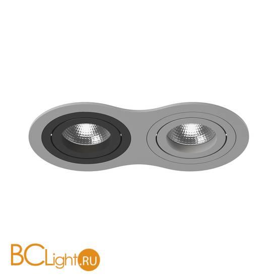 Встраиваемый светильник Lightstar i6290709 INTERO 16 Double ROUND (217629+217607+217609)