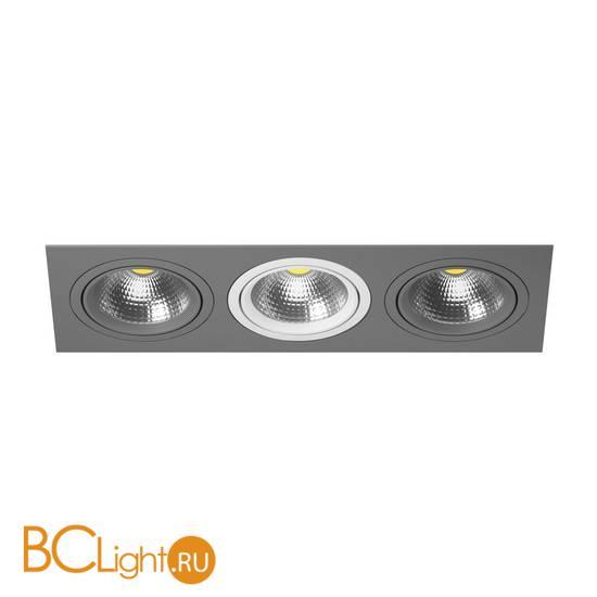 Встраиваемый светильник Lightstar Intero 111 Triple QUADRO i839090609