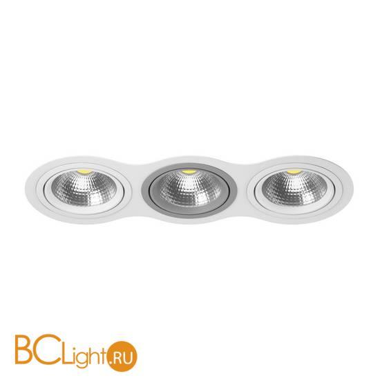 Встраиваемый светильник Lightstar Intero 111 i936060906