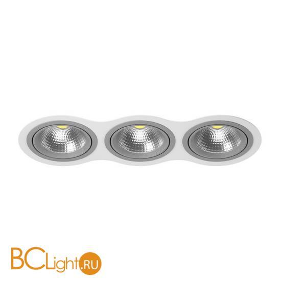 Встраиваемый светильник Lightstar Intero 111 i936090909