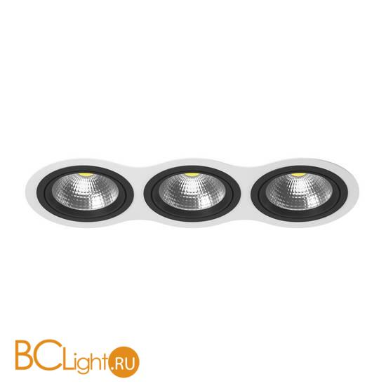 Встраиваемый светильник Lightstar Intero 111 i936070707