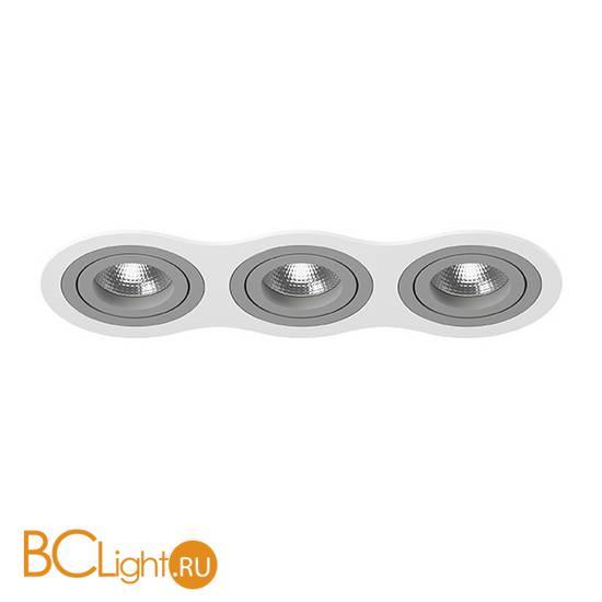 Встраиваемый светильник Lightstar Intero i636090909 (217636+217609+217609+217609)