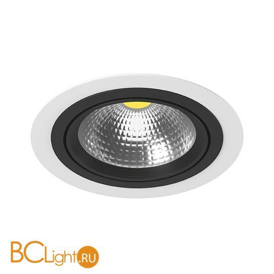 Встраиваемый светильник Lightstar Intero i91607 (217916+217907)