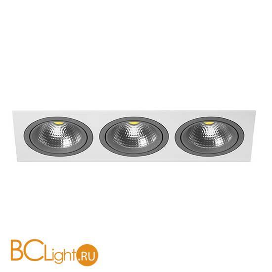 Встраиваемый светильник Lightstar Intero i836090909 (217836+217909+217909+217909)