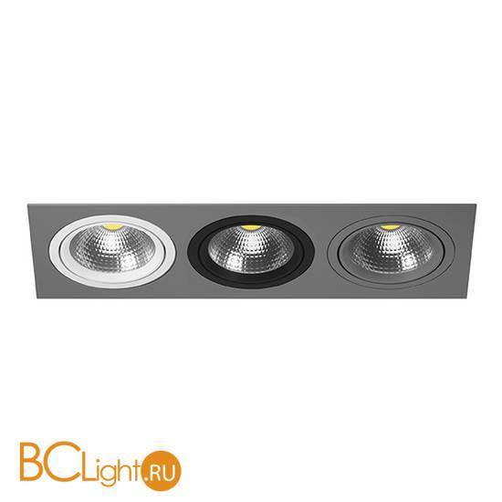 Встраиваемый светильник Lightstar Intero i839060709 (217839+217906+217907+217909)