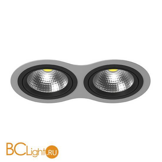 Встраиваемый светильник Lightstar Intero i9290707 (217929+217907+217907)