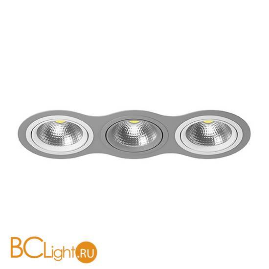 Встраиваемый светильник Lightstar Intero i939060906 (217939+217906+217909+217906)